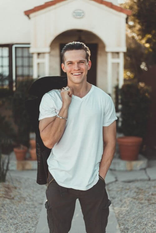 Young man ready for christian extended rehab program in arizona